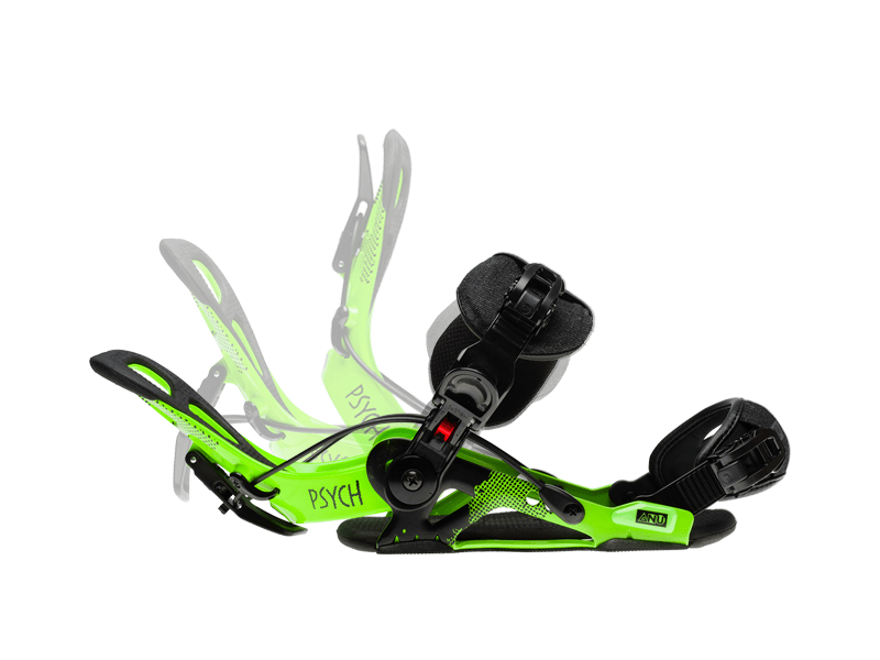 Speed Entry Snowboard Bindings